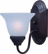 Maxim 8011FTOI Essentials - 801x Oil Rubbed Bronze Wall Light Fixture