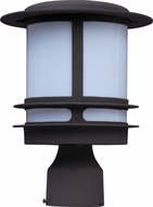 Maxim 85310WTABZ Oslo EE Architectural Bronze Outdoor Post Light Fixture