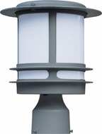 Maxim 85310WTPL Oslo EE Platinum Exterior Post Lighting Fixture