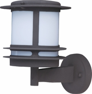 Maxim 85312WTABZ Oslo EE Architectural Bronze Outdoor Wall Lighting Sconce