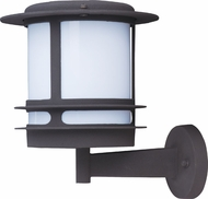 Maxim 85313WTABZ Oslo EE Architectural Bronze Outdoor Wall Mounted Lamp