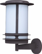 Maxim 85315WTABZ Oslo EE Architectural Bronze Outdoor Wall Lighting Fixture