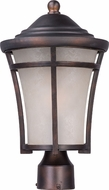 Maxim 85500LACO Balboa DC EE Copper Oxide Outdoor Lamp Post Light Fixture