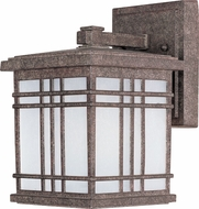 Maxim 85692FSET Sienna EE Mission Earth Tone Outdoor Lamp Sconce