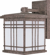 Maxim 85693FSET Sienna EE Craftsman Earth Tone Exterior Wall Sconce Lighting