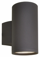 Maxim 86101ABZ Lightray LED Contemporary Architectural Bronze Finish 9.25  Tall Outdoor Wall Mounted Lamp