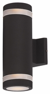 Maxim 86112ABZ Lightray LED Contemporary Architectural Bronze Finish 12  Tall Outdoor Lighting Wall Sconce