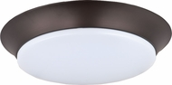 Maxim 87597WTBZ Profile EE Bronze LED Ceiling Light Fixture