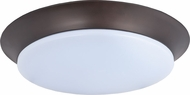 Maxim 87598WTBZ Profile EE Bronze LED Flush Lighting