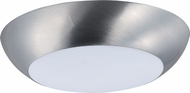 Maxim 87610WTSN Diverse LED Modern Satin Nickel LED Outdoor Home Ceiling Lighting