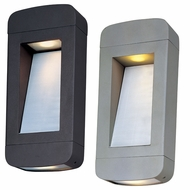 Maxim 88252 Optic LED Modern 14  Tall Outdoor Wall Sconce