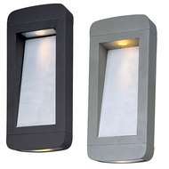Maxim 88254 Optic LED Contemporary 8  Wide Exterior Wall Lamp