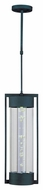 Maxim 88357CLTE New Age LED Modern Texture Ebony 26  Tall Outdoor Drop Lighting