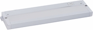 Maxim 89983WT MX-L-120-2K White LED 12  Under Counter Light