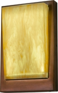 Meyda Tiffany 146603 Manitowac Vintage Copper Pc / New Mica Acry Wall Sconce Lighting