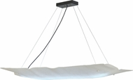 Meyda Tiffany 148807 Linne Modern Timeless Bronze LED Kitchen Island Lighting