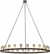Meyda Tiffany 150361 Loxley Modern Timeless Bronze Lighting Chandelier