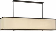 Meyda Tiffany 151164 Quadrato Timeless Bronze Kitchen Island Lighting