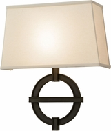 Meyda Tiffany 153344 Equatore Oil Rubbed Bronze Wall Sconce Lighting