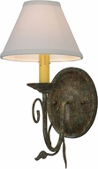 Meyda Tiffany 154829 Bordeaux Capri Wall Sconce Light