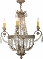 Meyda Tiffany 155186 Antonia Modern Corinth Hanging Chandelier
