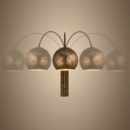 Meyda Tiffany 156446 Bola Wall Light Sconce