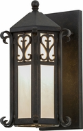 Meyda Tiffany 157936 Caprice Chestnut / Alabaster Acrylic Wall Lighting