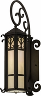 Meyda Tiffany 158958 Caprice Wrought Iron Light Sconce