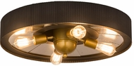 Meyda Tiffany 168371 Tennessee Modern Ceiling Light Fixture