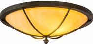 Meyda Tiffany 174745 Dominga Chestnut Ceiling Light Fixture