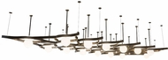 Meyda Tiffany 175773 Grand Illumina Bola Modern Antique Copper LED Island Lighting