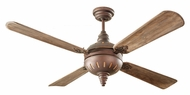 Monte Carlo Fans 4TUR52RB Tuscany Roman Bronze 52 Inch Wide Traditional Home Ceiling Fan