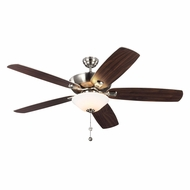 Monte Carlo Fans 5CSM60BSD Colony Super Max Plus Brushed Steel 60 Ceiling Fan