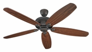 Monte Carlo Fans 5EM68RB Embassy Roman Bronze 68 Inch Wide Home Ceiling Fan