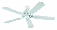 Monte Carlo Fans 5HM52TW Homeowner Max Textured White 52 Inch Wide Ceiling Fan