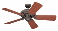 Monte Carlo Fans 5HS42RB Homeowner's Select II Roman Bronze 42 Inch Wide Ceiling Fan
