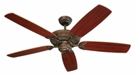 Monte Carlo Fans 5MS52TB Mansion Tuscan Bronze 52 Inch Wide Traditional Home Ceiling Fan