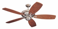 Monte Carlo Fans 5MXBP Maxima Brushed Pewter 54/60/72 Inch Wide Home Ceiling Fan
