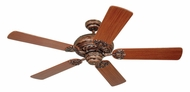 Monte Carlo Fans 5PR52TB Premier Tuscan Bronze 52 Inch Wide Traditional Home Ceiling Fan