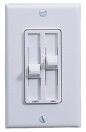 Monte Carlo Fans ESSWC-2 Multi-Function Wall Switch