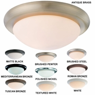 Monte Carlo Fans MC18 Matte Opal Glass Light Kit