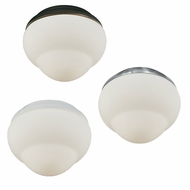 Monte Carlo Fans MC214 Light Matte Opal Glass Light Kit