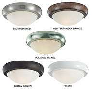 Monte Carlo Fans MC220 Large Disc Light Matte Opal Glass Light Kit