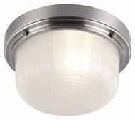 Murray Feiss FM380BS Elliot Brushed Steel Finish 5.375  Tall Ceiling Light Fixture
