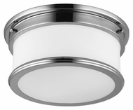 Murray Feiss FM399PN Payne Polished Nickel Finish 5.625  Tall Overhead Lighting