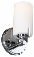 Feiss VS39001-CH Kenton 5  Wide Wall Mounted Lamp