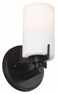 Feiss VS39001-ORB Kenton Oil Rubbed Bronze Finish 8.375  Tall Wall Light Sconce