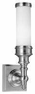 Murray Feiss VS49001-BS Payne Ornate Brushed Steel Finish 4.5  Wide Light Sconce
