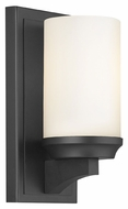 Feiss WB1722ORB Amalia Oil Rubbed Bronze Finish 9.5  Tall Wall Sconce Lighting