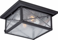 Nuvo 60-5626 Wingate Textured Black Ceiling Lighting
